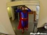 Superman With A GoPro