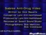 1989 Buffalo Sabres Anti Drug Telethon
