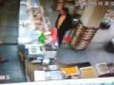 World's Luckiest Store Clerk