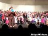 Ignorant Jerk Removed From Kindergarten Concert