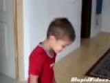 5 Year Old Handstand Pushups