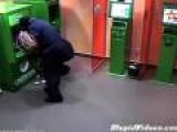 Efficient ATM Robbery