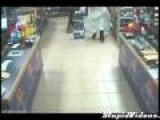 Bad Ghost Costume Robs Liquor Store
