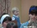 Russian Toddler Passionate About Classical Music