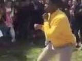 Crazy Violent High School Fight