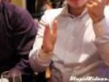 Deaf Man Puts On Finger Dancing Display