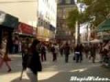 Star Wars Theme Flash Mob
