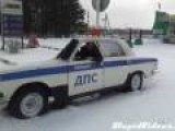 Anorexic Cop Car