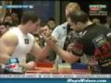 Arm Wrestler VS Body Builder