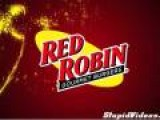 Awful Red Robin Commercial