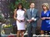Awkward And Tense Morning News Segment