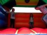 Bounce House Dance Party Fail