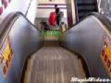 Balls On An Escalator