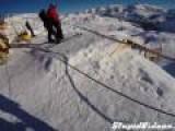 Bungee Skiing