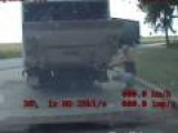 Box Truck Full Of People Gets Pulled Over