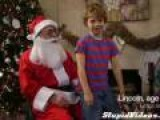 Chuck Testa's Santa Claus
