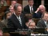 Canadian Parliament Discusses Zombie Apocalypse