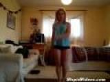 Crazy Hula Hoop Routine