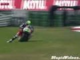 Crazy Motorcycle Racer Recovery And Win