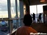 Couple Missed Flight Tries Alerting Pilot
