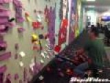 Company Removes Post-It Notes Murals