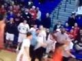 Coach Headbutts Ref