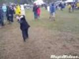 Chubby Kid Has Weird Dance