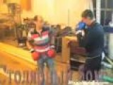 Drunk Russian Holiday Boxing