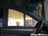 Drive Thru Ghost Prank II