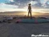 Drone At Burning Man