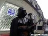Darth Vader Plays Imperial March On A Balalaika