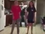 Dad Ruins Daughter's Dance Routine Video