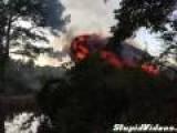 Epic Fiery Truck Jump