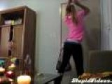 Flaming Twerk Fail