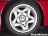 Ferrari In Slow Motion
