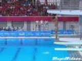 Filipino Diving Fail