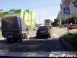 Fearless Car Driver