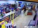Failed Convenience Store Robbery Fail