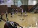 Girl Makes Full Court Bounce Shot