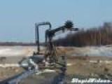 Giant Russian Flamethrower