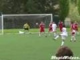 Great Free Kick With Even Greater Save