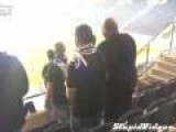 Guy Clears Out Stands With Powerful Fart