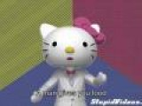 Hello Kitty Sings Eminem Parody