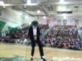 High Schooler's Michael Jackson Moves Are Amazing