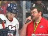 Hockey Interview Meow Game