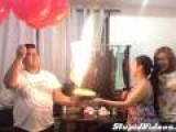 Helium Birthday Balloon Fail