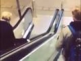 How To Not Use An Escalator