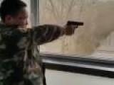 How North Korean's Shoot Guns