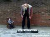 Impressive Piano Juggling