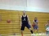 Incredible Acrobatic Slam Dunk
